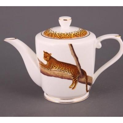 «Леопард». Заварочный чайник