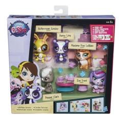 Игровой мини-набор Hasbro Littlest Pet Shop