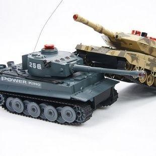 Игровой набор Танковый бой