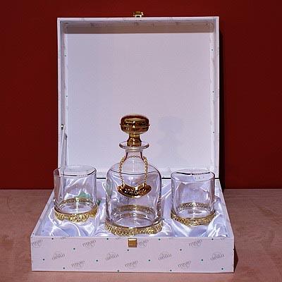 Набор для виски Chinelli