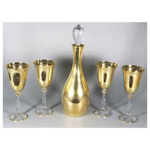 Набор для вина «Золотое руно»