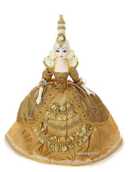 Кукла на чайник Королевна