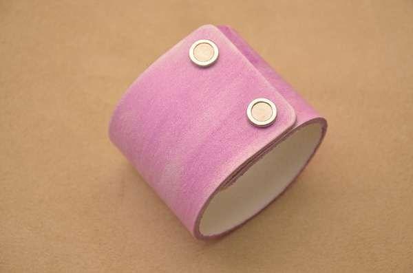 Сиреневый браслет