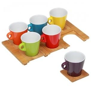 Кофейный набор «Акварель»