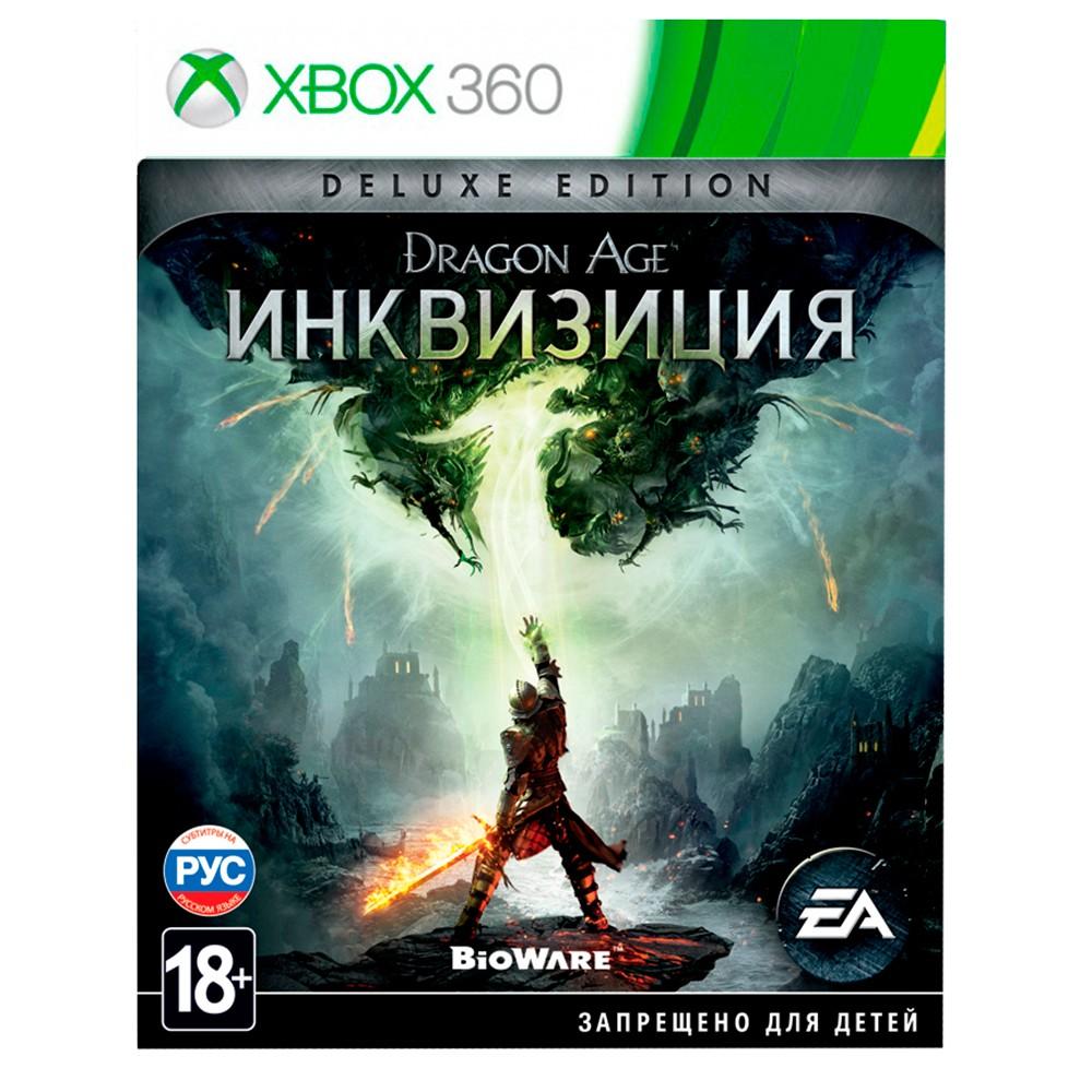 Игра для Xbox 360 Dragon Age: Инквизиция (Deluxe Edition)