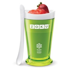 Зеленая форма для холодных десертов Slush & Shake