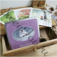 Набор открыток Kim Min Ji Polaroid Postcard - Snowman