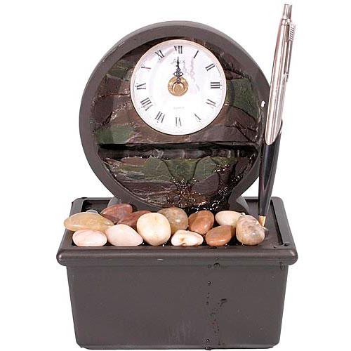 Фонтан «Часы с ручкодержателем»