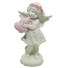 Ландшафтная фигурка для дачи и сада Ангелочек любви