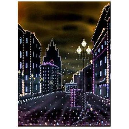 Картина с кристаллами Swarovski «Арбат»