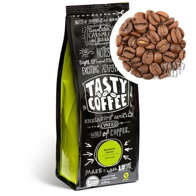 Плантационный кофе в зернах