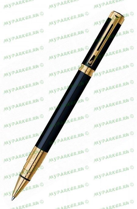 Ручка-роллер Waterman Perspective Black