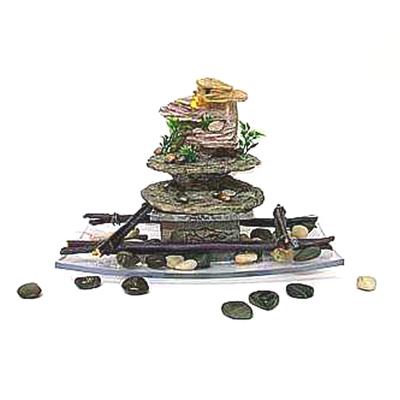 Светящийся фонтан «Японские камни»