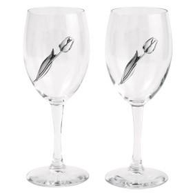 Набор бокалов Тюльпан