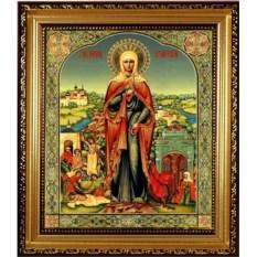 Икона Марина/Маргарита Антиохийская Святая великомученица