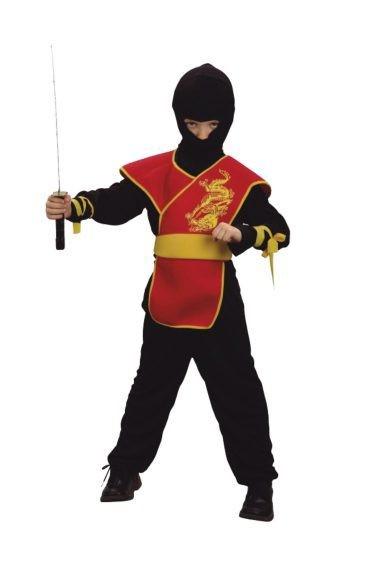 Карнавальный костюм Ниндзя, размер 116 см – 122 см