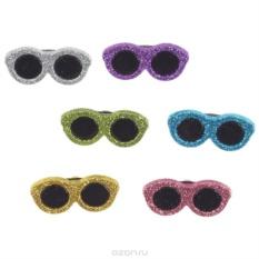 Пуговицы декоративные Dress It Up Солнечные очки, 6 шт