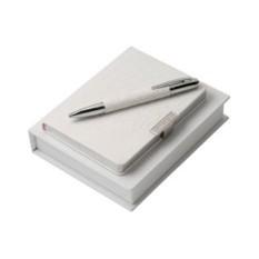 Набор 237: дизайнерский блокнот, шариковая ручка