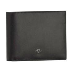 Кожаное портмоне с отделением для документов Visconti