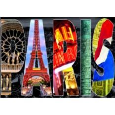 Пазл Educa Париж, коллаж
