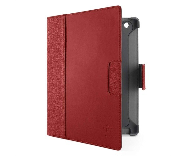 Чехол Belkin для iPad 3G Cinema Leather Folio, Red