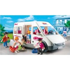 Конструктор Playmobil Summer Fun Шаттл отеля