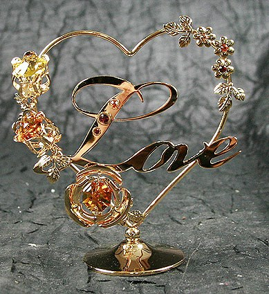 Декоративная фигурка С любовью