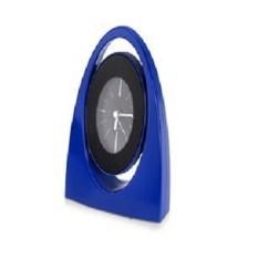 Синие настольные часы