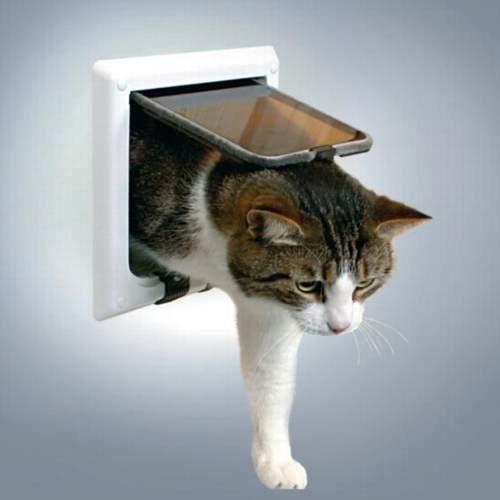 Дверца для кошек Trixie White