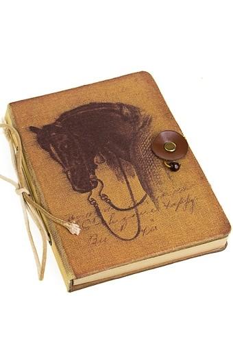 Записная книжка Лошадь
