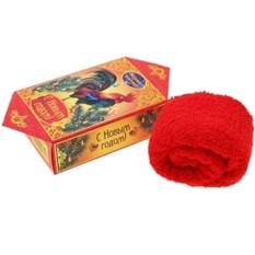 Махровое полотенце Конфета Петушок