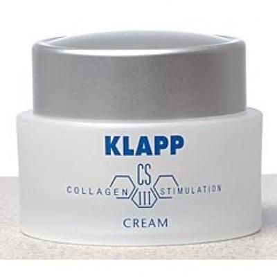 Крем с коллагеном Klapp