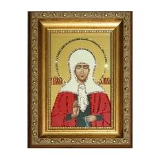 Картина Swarovski Икона Святая Матрона