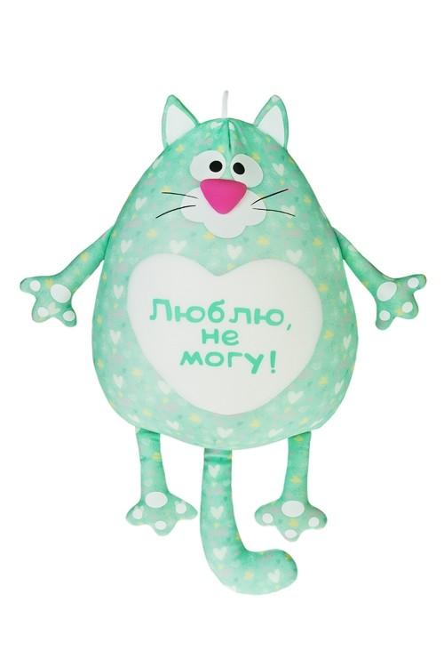 Мягконабивная игрушка Влюбленный котик
