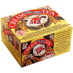 Чай черный Cream Earl Grey