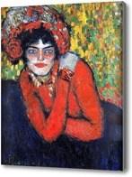 Репродукция картины Пабло Пикассо