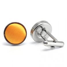 Запонки (апельсиновые)
