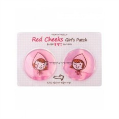 Патчи Здоровый румянец Red Cheeks Girl's Patch