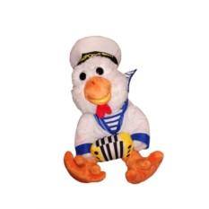 Поющая и танцующая игрушка Петух-морячок