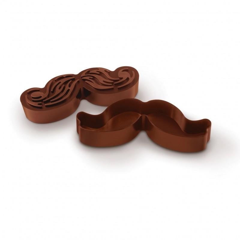 Форма для печенья Munchstache Cookie Cutters