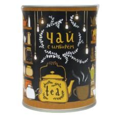 Черный чай с имбирём «Лавка сладостей»