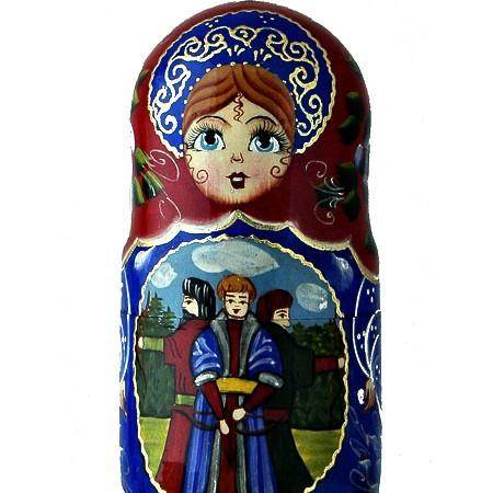 Набор матрешек Сказки Пушкина