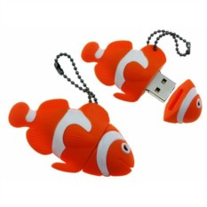 Флешка Рыбка клоун