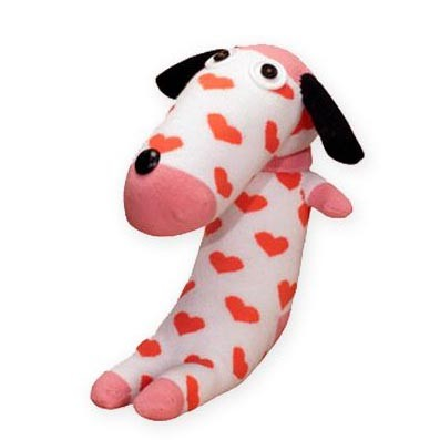 Собачка «Влюблённая»