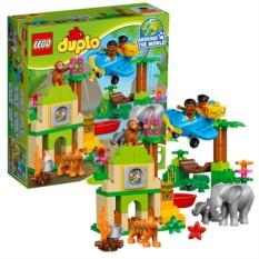 Конструктор Lego Duplo Вокруг света: Азия