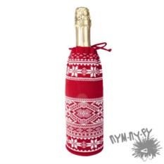 Чехол для шампанского «Скандик»
