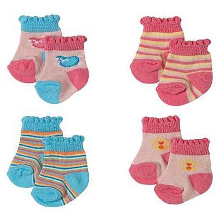 Носки для куклы ANNABELL ZAPF CREATION