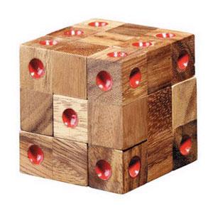 Головоломка Куб домино
