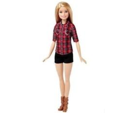 Кукла Барби серия Кемпинг. Блондинка