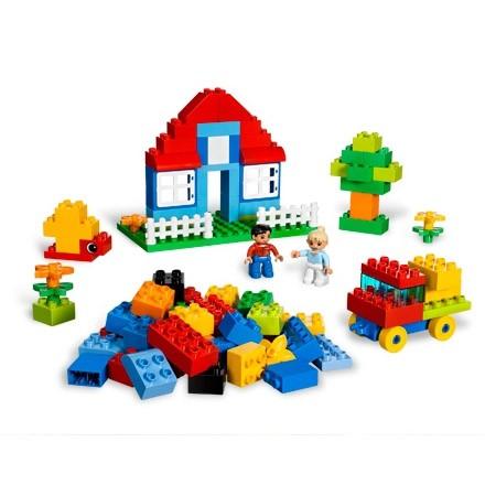 Lego Duplo «Огромная коробка»